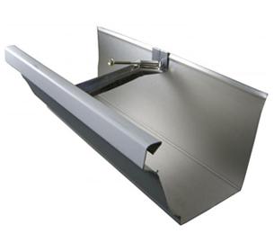 Canalones y bajantes de aluminio elegant limpieza with for Canalon de aluminio